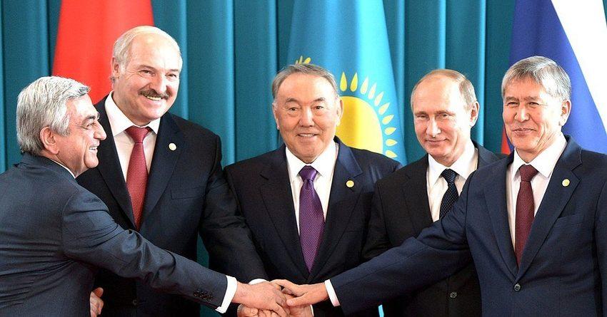 Торговля между Арменией и странами ЕАЭС выросла на 11.3%
