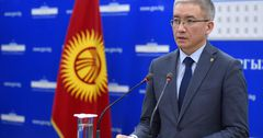 Потери бюджета за четыре месяца составили более 10 млрд сомов