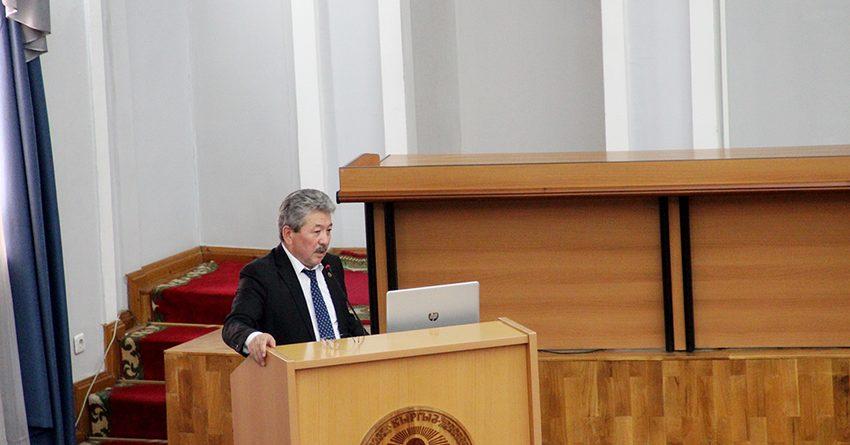 Дефицит бюджета по итогам года сократится до 15.2 млрд сомов - Касымалиев