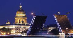 Санкт-Петербург назвали лучшим городом делового туризма