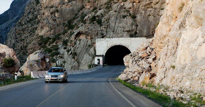 Кыргызстан получит от Японии грант в $38 млн на строительство тоннеля на трассе Бишкек – Ош