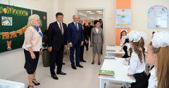 Школа «Газпром Кыргызстан» официально открыла свои двери для учащихся