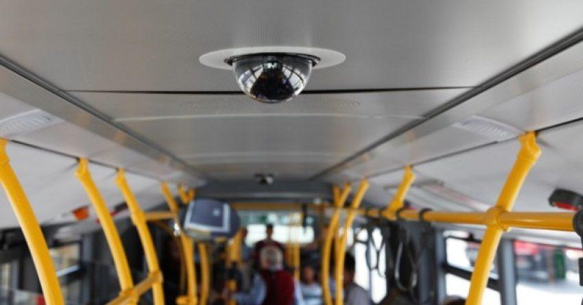 В троллейбусах столицы установят видеокамеры за 2 млн сомов
