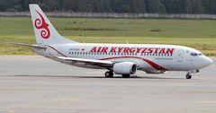 Правительство КР не нашло покупателей на 49% авиакомпании «Эйр Кыргызстан»
