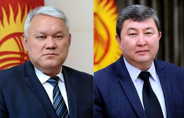Абылгазиев уволил главу аппарата правительства и его зама