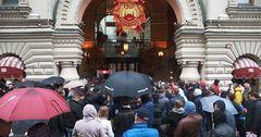 В Москве выстроилась очередь из 300 человек в ожидании начала продаж iPhone 7