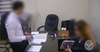 Биринчи май райондук сотунун судьясы пара алып жаткан жеринен кармалды (видео)