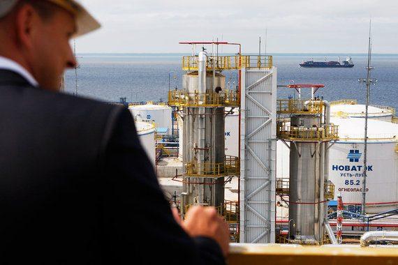 Санкции США коснутся компаний «Лукойл» и «Новатэк»