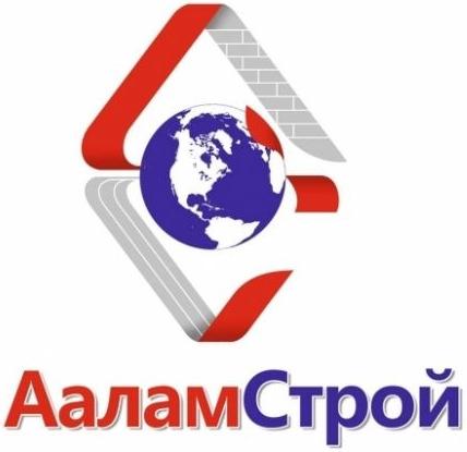 Аалам строй логотип