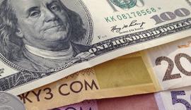 Валютные интервенции Нацбанка