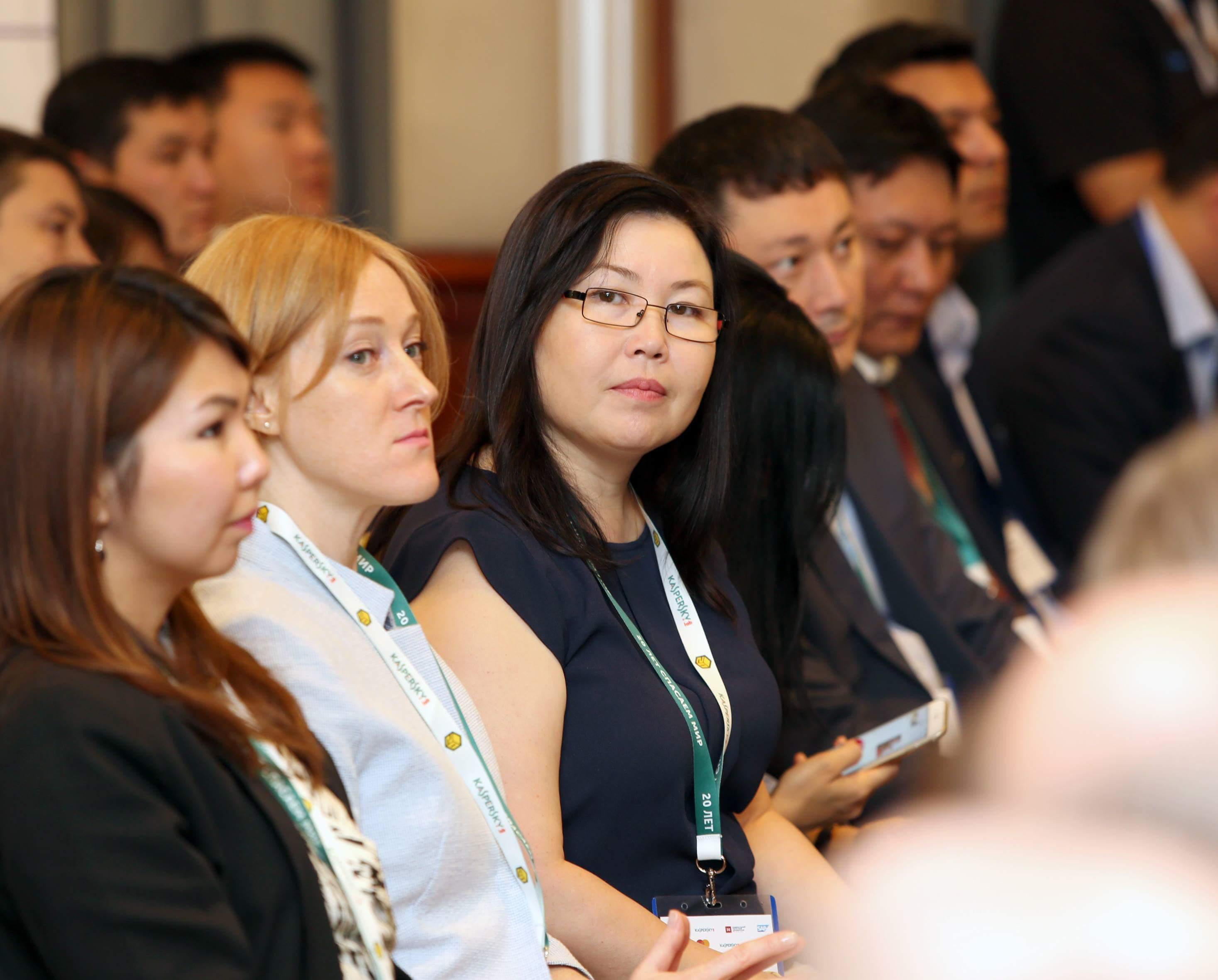 В столице прошел Бишкекский международный финансовый форум